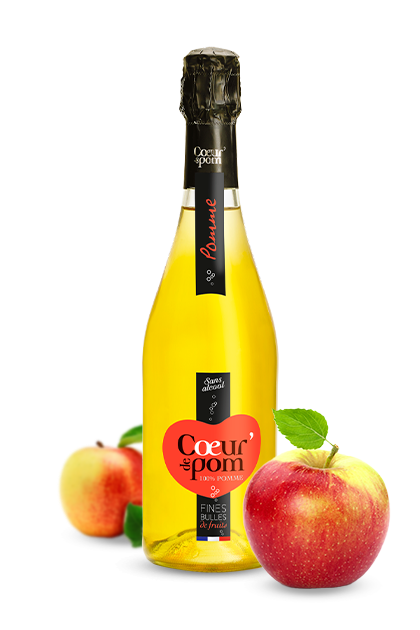 Fines Bulles de Fruits Pomme 75 cl
