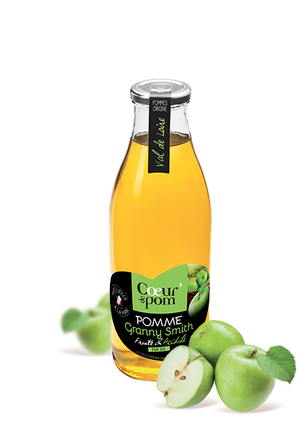pur jus pomme granny smith 2018