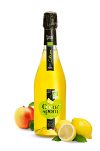 Fines Bulles de Fruits Citron bio 75cl