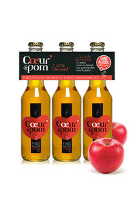Fines Bulles de Fruits Pomme 3*27,5 cl