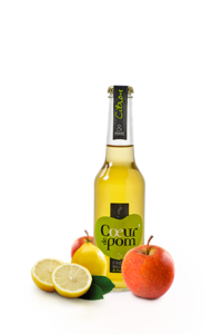 Fines Bulles de Fruits Citron - 27.5cl