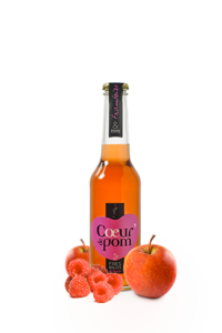 Fines Bulles de Fruits Framboise - 27.5cl