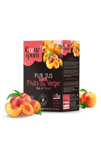 Pur jus de Fruits du Verger - Bag In Box 3 L