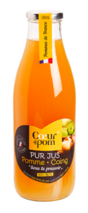Pur jus Pomme & Coing