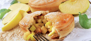 Apple Pie aux fruits d'automne